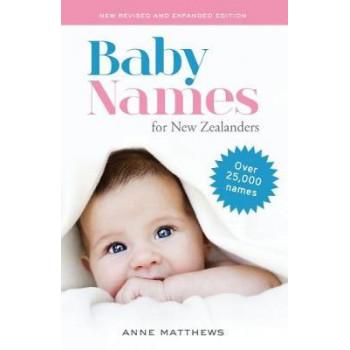 Baby Names for New Zealanders