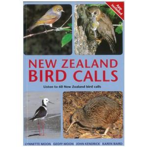 New Zealand Bird Calls with App