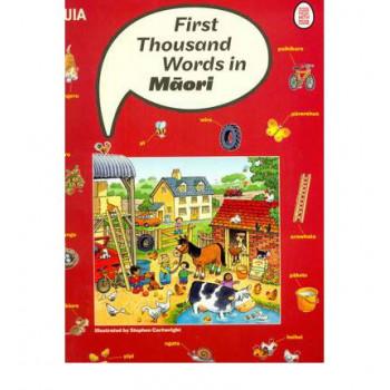 Huia First Thousand Words In Maori