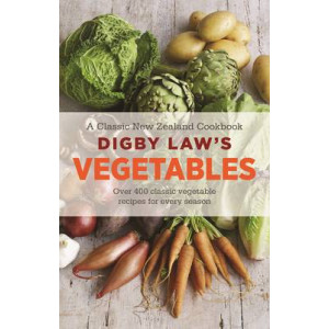 Digby Law's Vegetable Cookbook