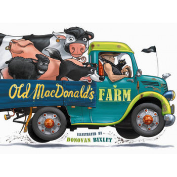 Old Macdonald's Farm BOARD BOOK