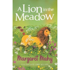 Lion in the Meadow