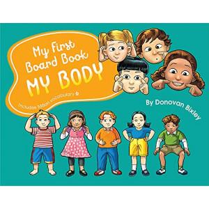 My First Board Book: My Body