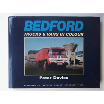 Bedford Trucks and vans in Colour