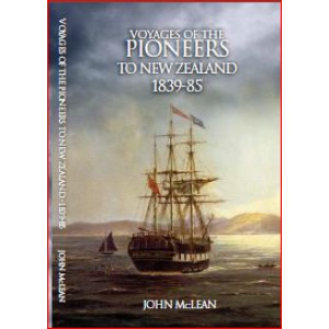 Voyages of the Pioneers to New Zealand, 1839-85