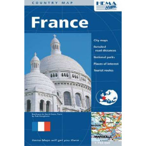 Hema Map France