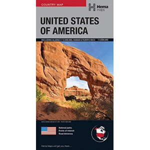 Hema United States Map