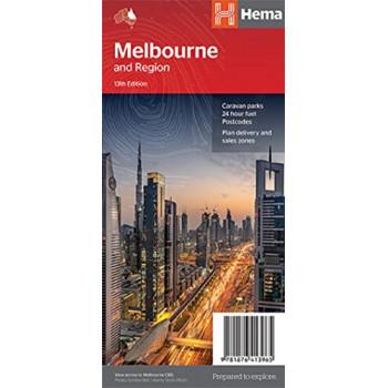 Melbourne & region handy: 2018