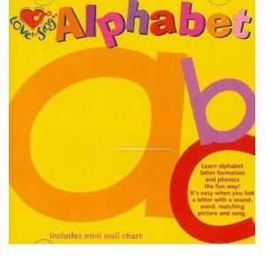 Love to Sing Alphabet: CD