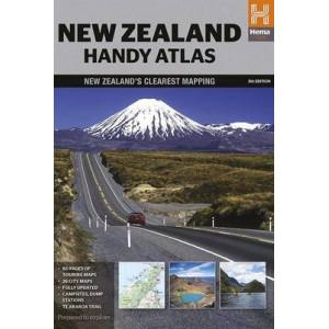 New Zealand Handy Atlas 5E
