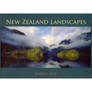 New Zealand Landscapes Deluxe Slipcased Edn