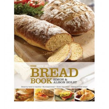 New Zealand Bread Book