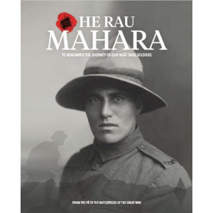 He rau mahara : to remember the journey of our Ngai Tahu soldiers : from the pa to the battlefields of the Great War