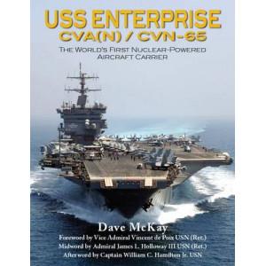 USS Enterprise CVA(N) / CVN-65: The World's First Nuclear-Powered Aircraft Carrier