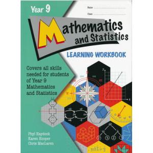 Year 9 Mathematics Learning Workbook