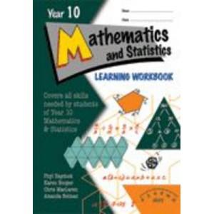 Year 10 Mathematics and Statistics Learning Workbook