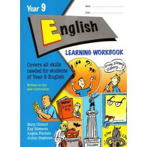 Year 9 English Learning Workbook