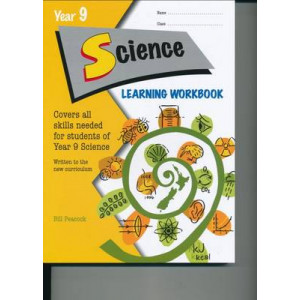 Year 9 Science Learning Workbook