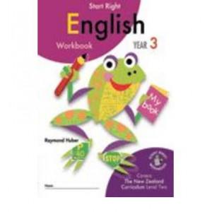 Year 3 English   Start Right Workbooks