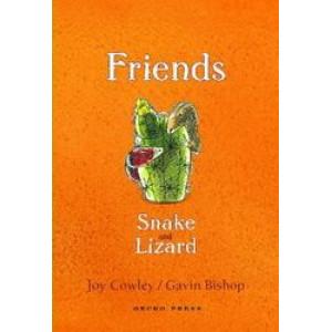 Friends: Snake & Lizard