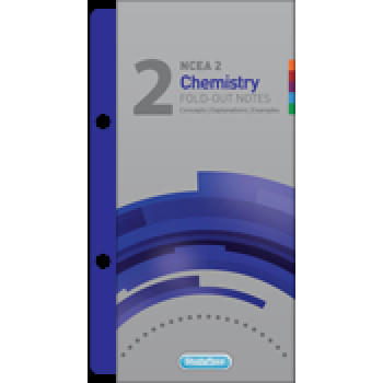 NCEA Level 2 Chemistry Fold-out Study Pass Notes