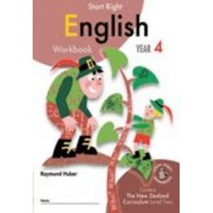 Year 4 English Workbook
