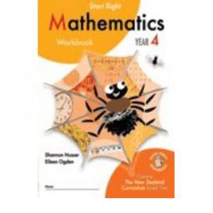 Year 4 Mathematics   Start Right Workbooks
