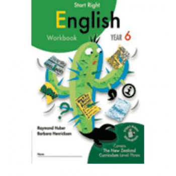 English Start Right Workbook Year 6