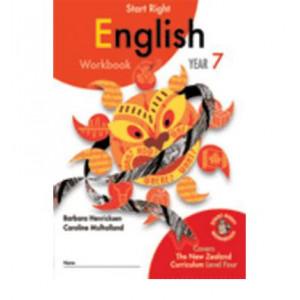 English Start Right Workbook Year 7