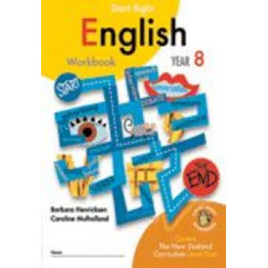 English Start Right Workbook Year 8