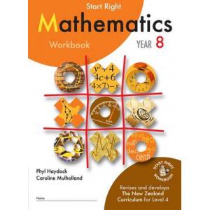 Mathematics Start Right Workbook Year 8