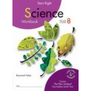 Year 8 Science Start Right Workbook