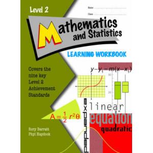 NCEA Level 2: Mathematics and Statistics Learning Workbook