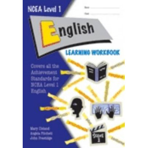 English Learning Workbook NCEA Level 1