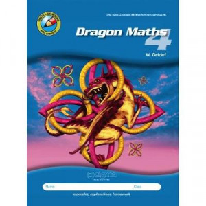 Dragon Maths 4 Year 6