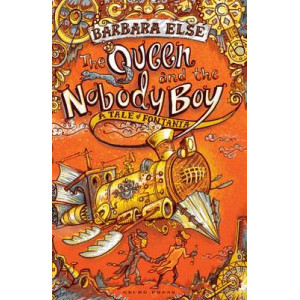Queen & the Nobody Boy: A Tale of Fontania