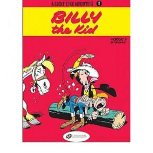 Billy The Kid: Lucky Luke #1