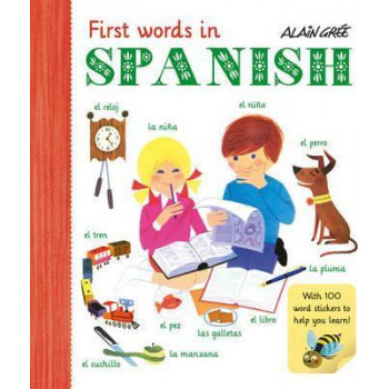 First Words in Spanish