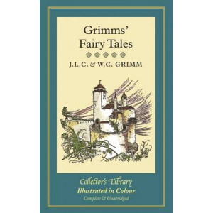 Grimms' Fairy Tales Colour Illustrated Edition