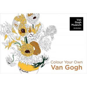 Colour Your Own Van Gogh