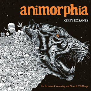 Animorphia: An Extreme Colouring and Search Challenge