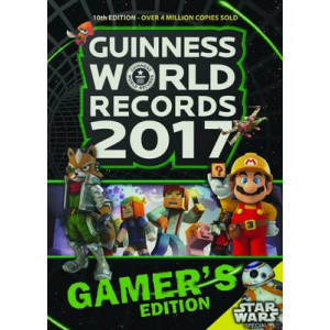 2017 Gamers Guinness World Records