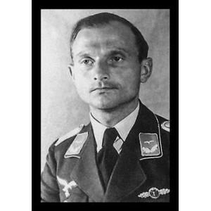 Luftwaffe Eagle: A WWII German Airman's Story
