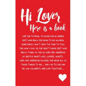 Hi Lover