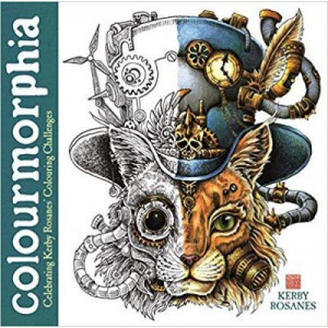 Colourmorphia: Celebrating Kerby Rosanes' Colouring Challenges