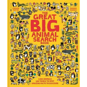 Great Big Animal Search Book, The