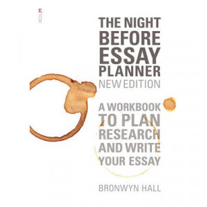 Night Before Essay Planner