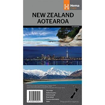New Zealand Aotearoa: HEMA.5.04: 2016