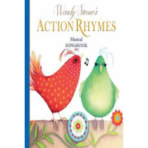 Action Rhymes Musical Songbook