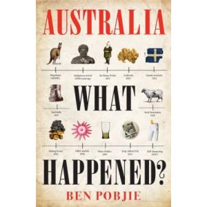 Australia   What Happened?